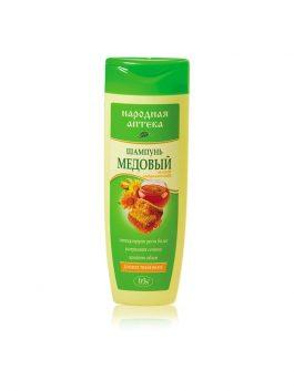 Шампунь для всех типов волос Медовый