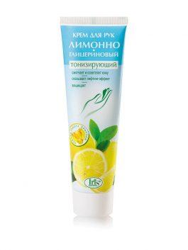 Крем для рук «Лимонно-глицериновый» смягчающий