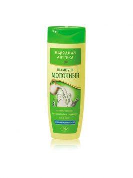Шампунь для поврежденных волос Молочный
