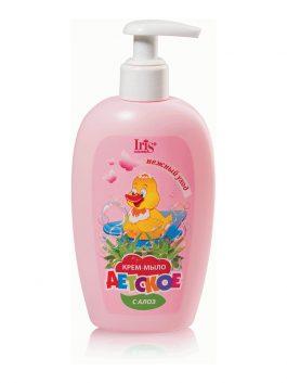 Крем-мыло детское с алоэ