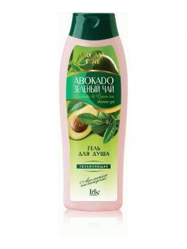 Гель для душа «Авокадо и Зеленый чай» питательный