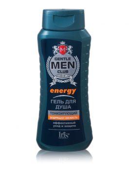 Гель для душа мужской «ENERGY тонизирующий»
