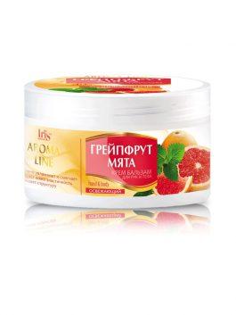 Крем для тела «Грейпфрут и Мята» упругость кожи