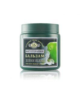 Бальзам «Зелёное яблоко» для всех типов волос