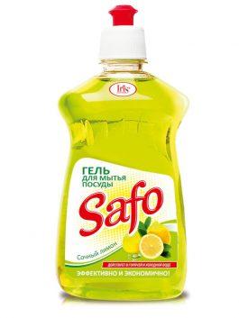 Гель для мытья посуды «Сочный лимон»