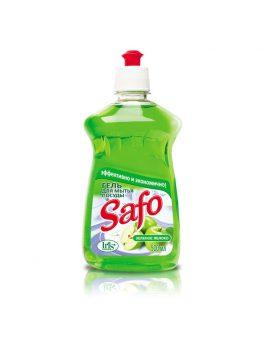Гель для мытья посуды «Зеленое яблоко»