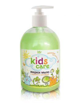 Детское жидкое мыло с чередой и шалфеем