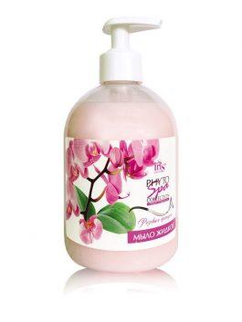 Мыло жидкое «Розовая орхидея»