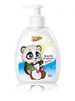 Мыло жидкое детское «КОКОС»
