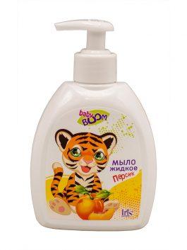 Мыло жидкое детское «ПЕРСИК»