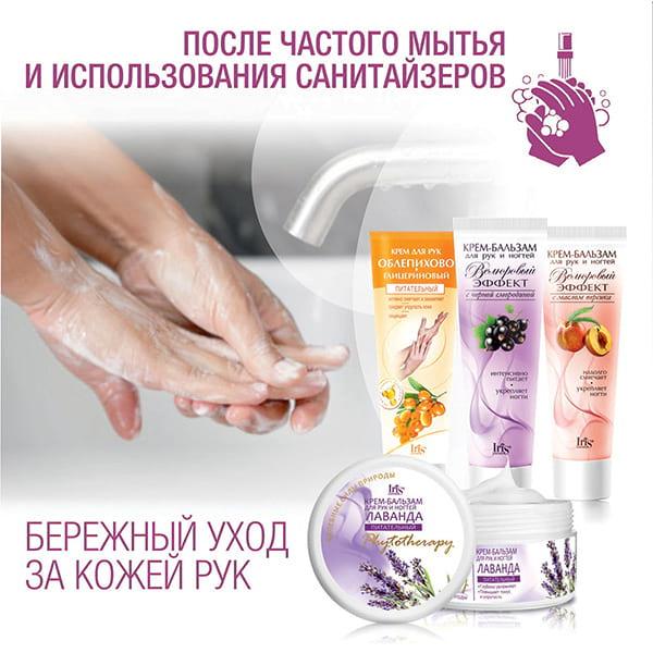 Уход за кожей рук во время пандемии COVID-19