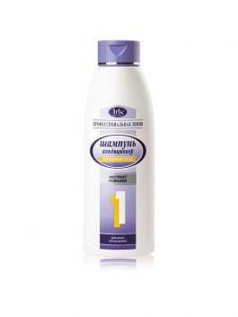 """Шампунь для всех типов волос №1 """"Бережный уход"""" с экстрактом ромашки"""