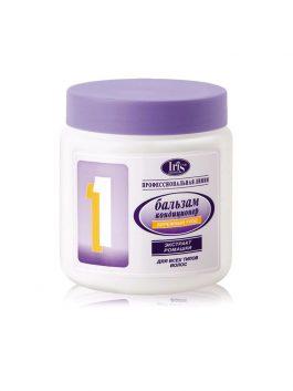 Бальзам-кондиционер №1 с экстрактом ромашки для всех типов волос