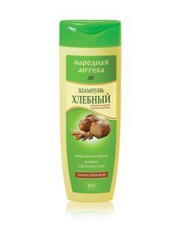 Шампунь для сухих и нормальных волос Хлебный