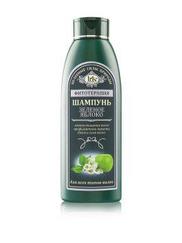 """Шампунь """"Зелёное яблоко"""" для всех типов волос"""