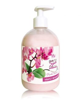 """Мыло жидкое """"Розовая орхидея"""""""