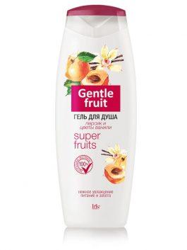Гель для душа Персик и цветы ванили